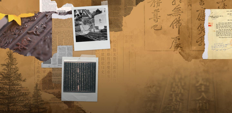 Triển lãm 'Mộc bản – Bảo vật hoàng triều' và 'Thiên hùng ca sử Việt'