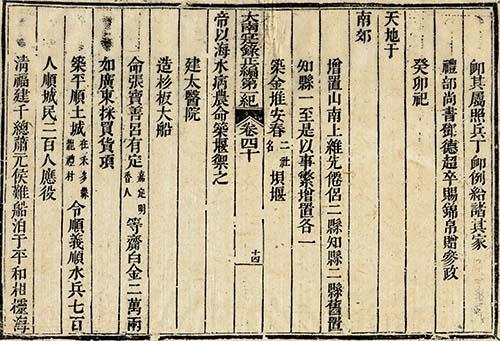 Cơ cấu tổ chức của Thái Y viện dưới triều vua Gia Long năm thứ 4 (1805)