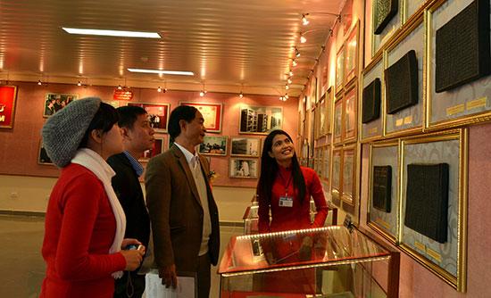 Trung tâm Lưu trữ quốc gia IV lưu giữ nhiều tài liệu lịch sử quý giá
